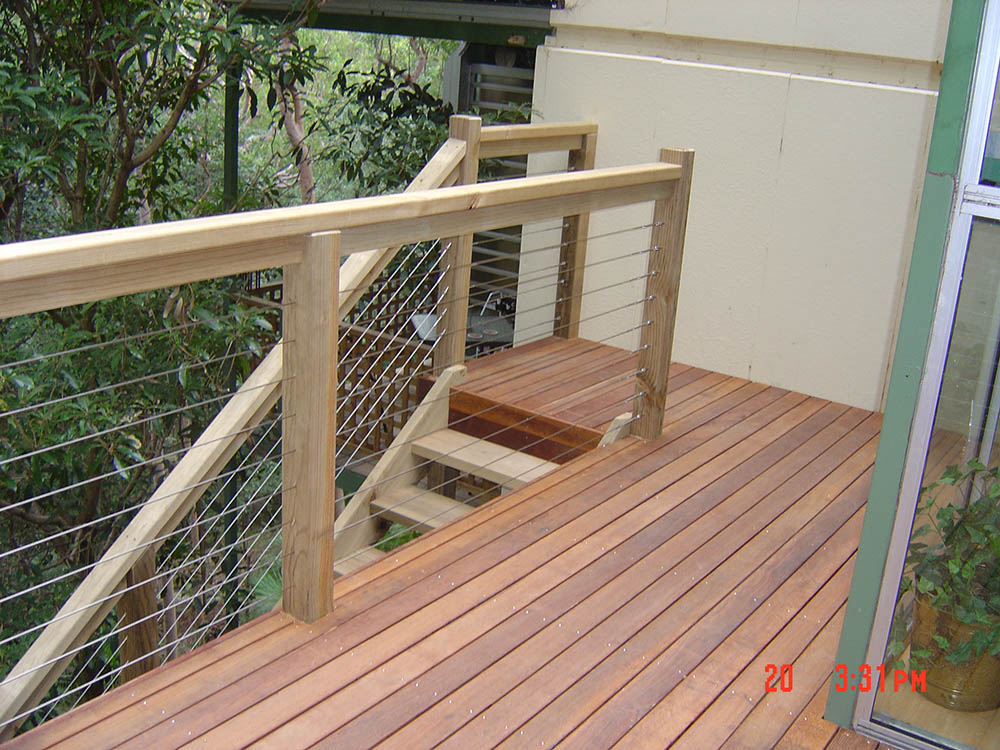 Timber decking designs thomsons outdoor pine for External timber decking