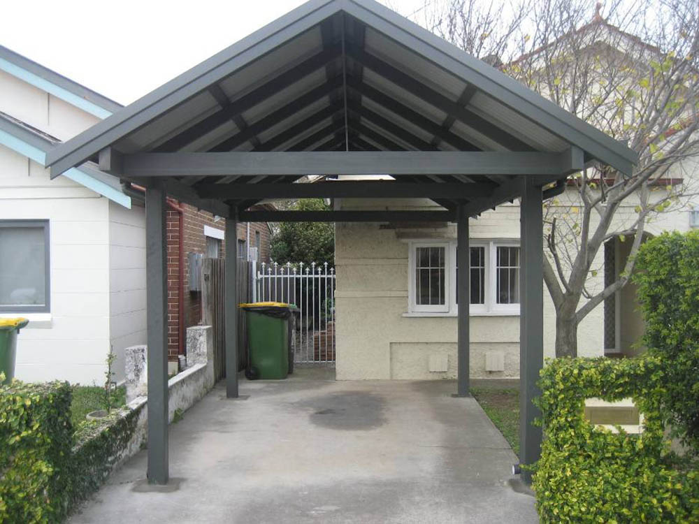 Timber products thomsons outdoor pine for Attractive carport