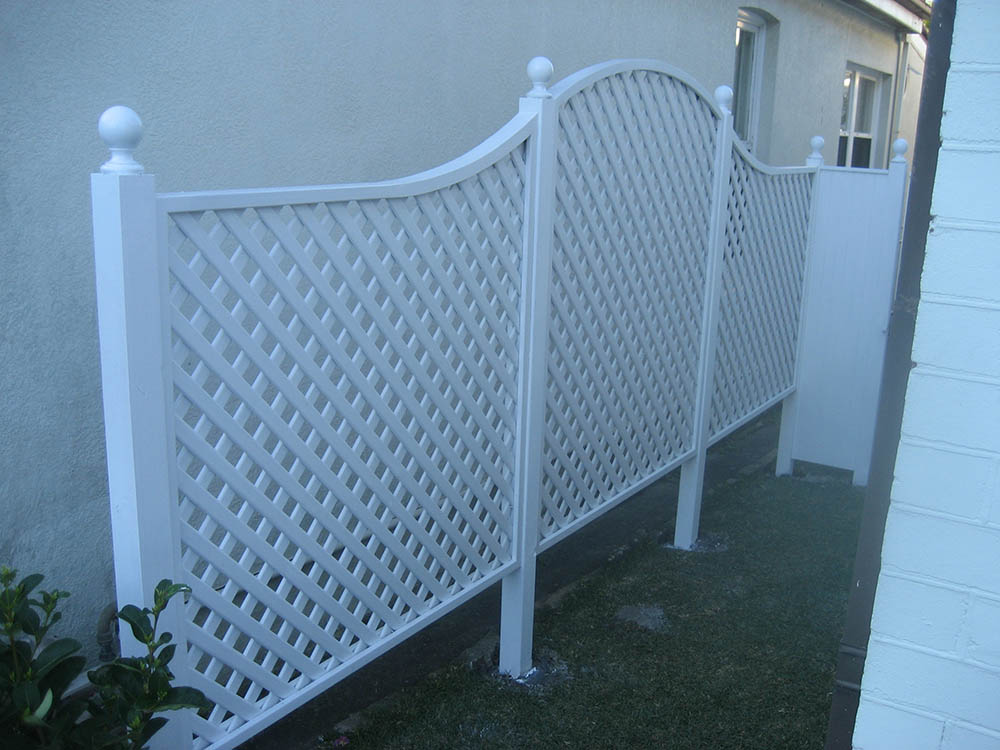 Decorative outdoor privacy screen quotes for Lattice panel privacy screen